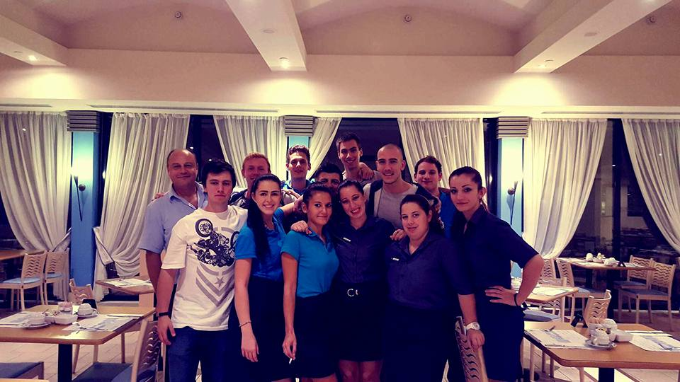 Lendületben – ERASMUS+ Mobilitási Tanúsítvánnyal újra Görögországba