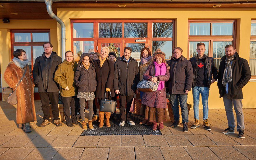 Csehországi szakmai tanulmányút fotói