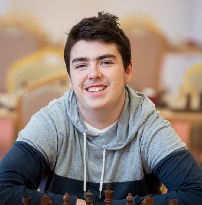 Tanulónk Kozák Ádám 15 évesen nagymester-normát teljesített az év egyik legerősebb nyílt versenyén, a Gibraltár Openen!