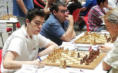 Kozák Ádám (17) ötödik lett a pardubicei nyílt cseh bajnokságon
